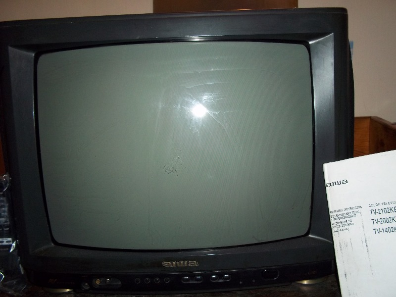 схема телевизора AIWA