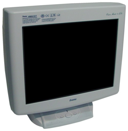 Схема монитора iiyama