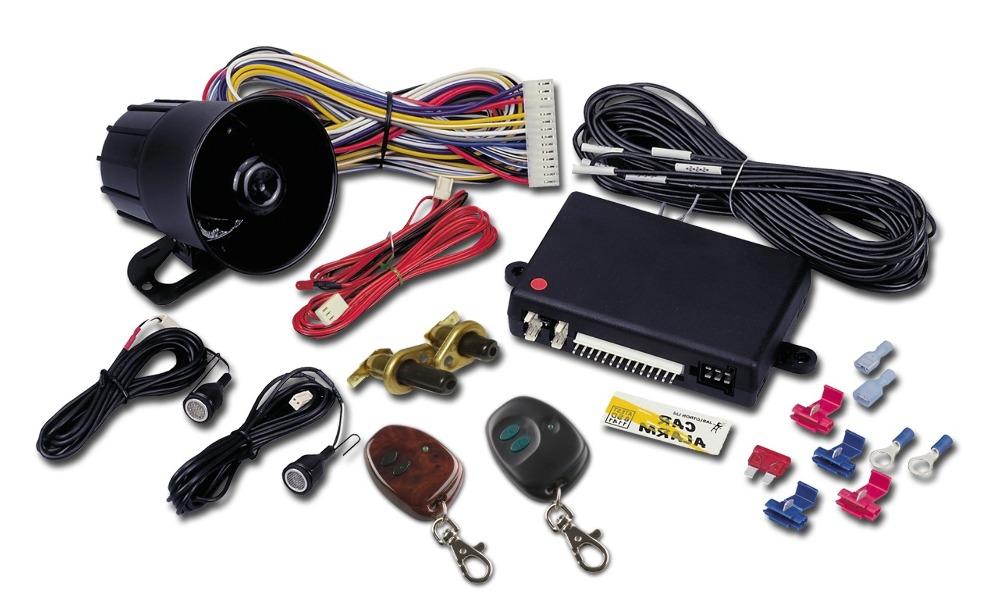 Как установить сигнализацию в машине самому