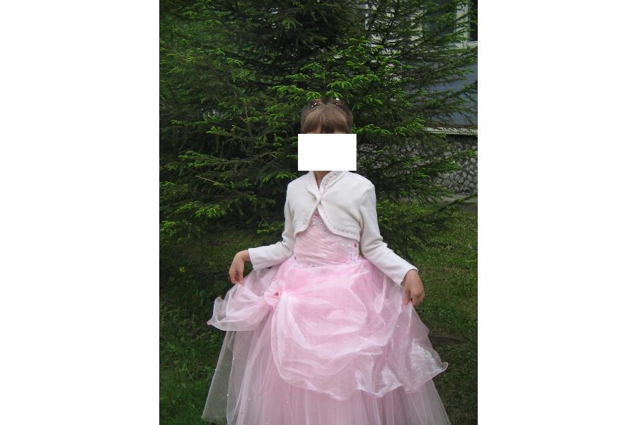 Платье для выпускного в детский сад.