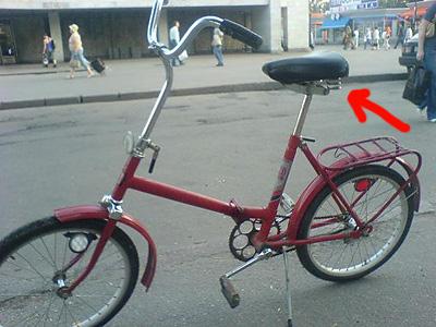 Коммунаров велосипед марки кама
