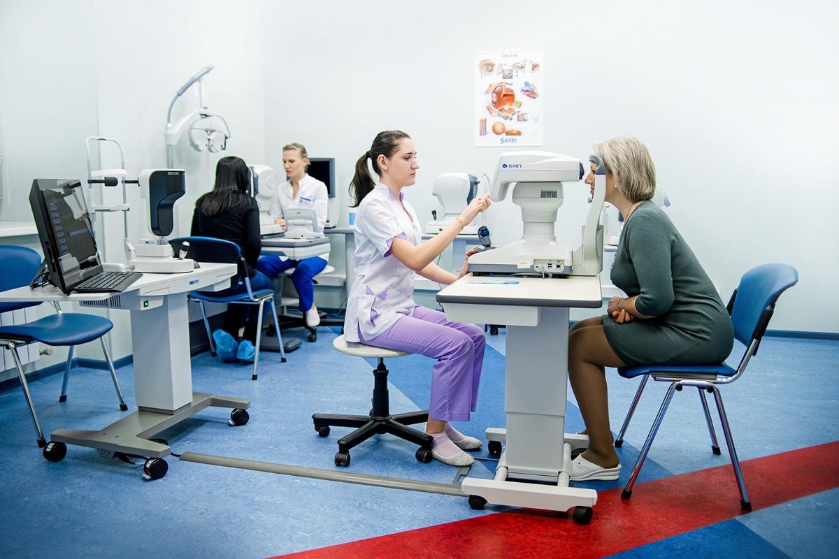 Лазерная коррекция зрения все клиники минска