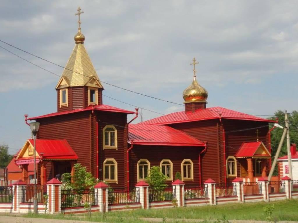 Первомайский го нижегородской области