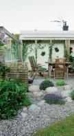 Маленький сад: проект в деталях