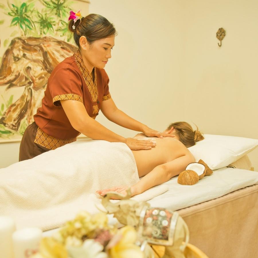Тайский откровенный массаж 5 фотография
