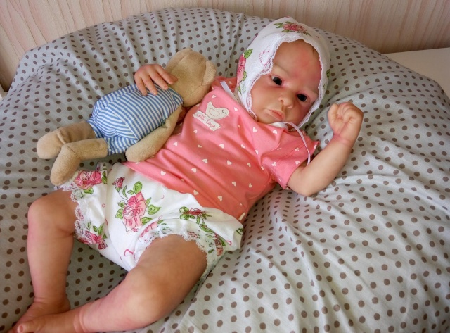 Как сделать настоящего ребенка для детей 471