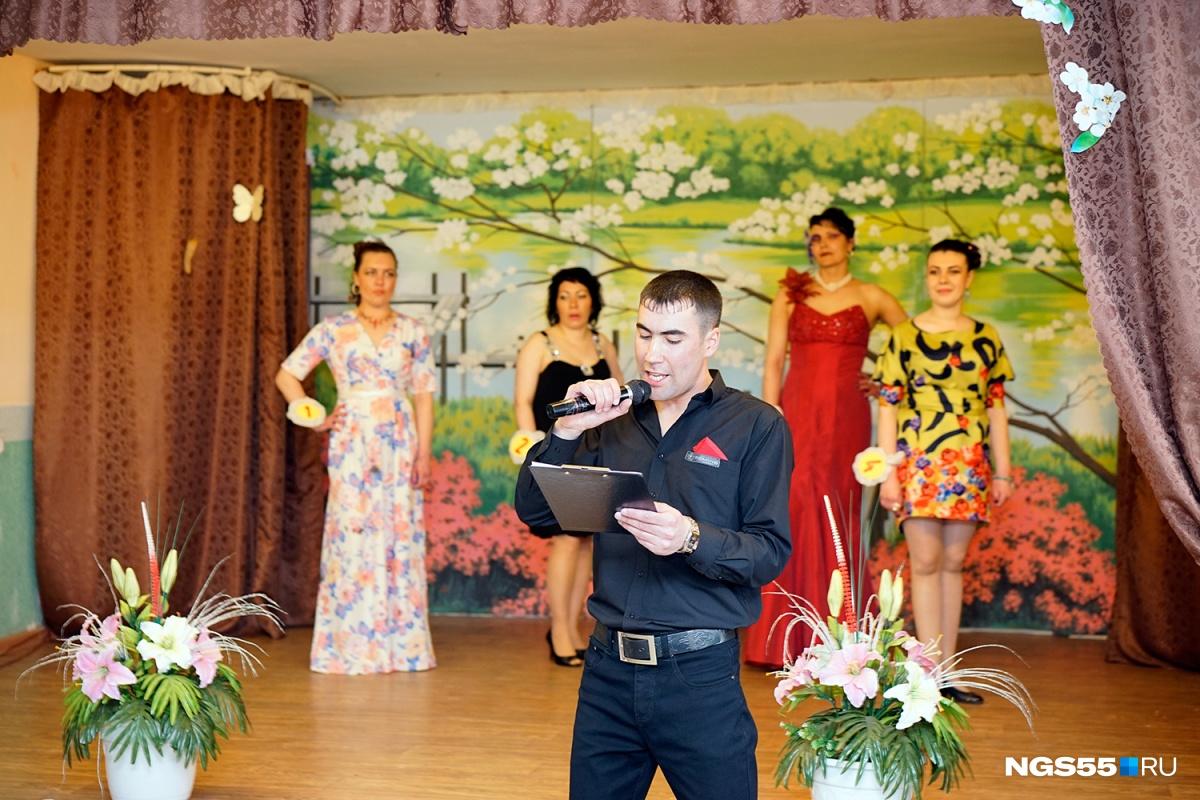 Конкурс талантов омск
