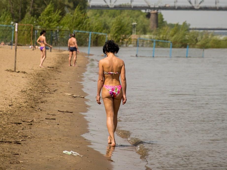 Нудисты Новосибирска