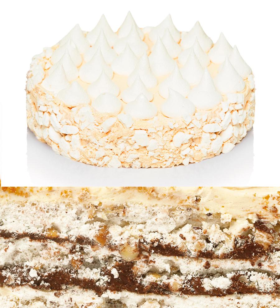 Как сделать безе для торта дома