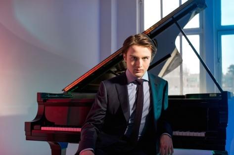 Сверхновая звезда мирового пианизма выступит на Транссибирском арт-фестивале Вадима Репина