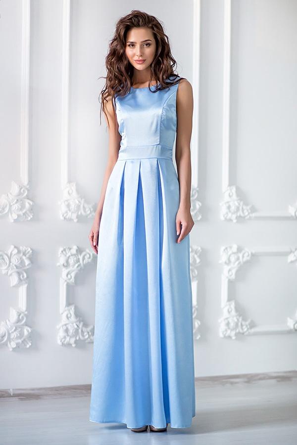 Сатин платье выкройки