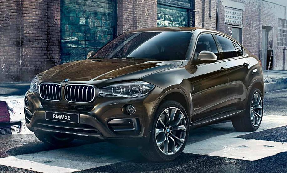 Перфекционист. Новый BMW X6