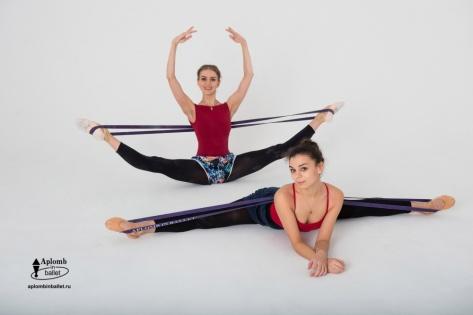 Растяжка без травмирующей боли — Aplomb in ballet