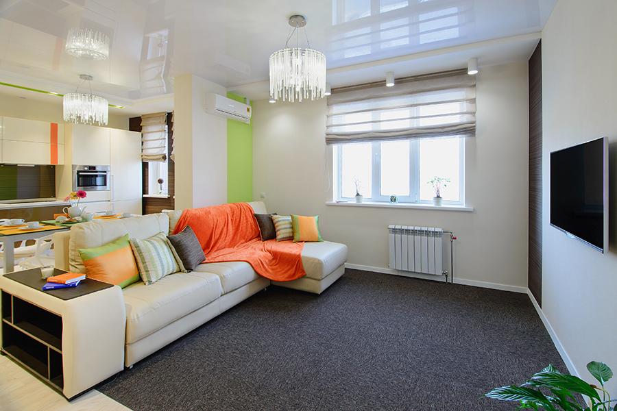 Одно из главных достоинств — современные и «умные» планировочные решения квартир, отвечающие европейским тенденциям: с просторными холлами и раздельными санузлами.