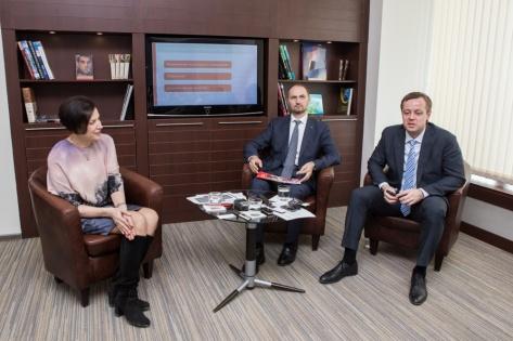 Альфа-Банк в Новосибирске подвел итоги 2015 года и расставил приоритеты на будущее