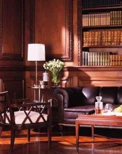 Английский дом:комфорт и верность традициям.
