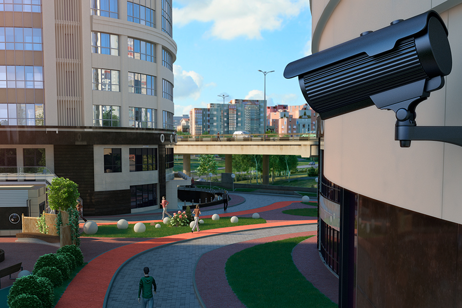 В комплексе «Флотилия» с особым вниманием отнеслись к формированию комфортной и безопасной среды. Пешеходная зона свободна от автомобилей. Огороженная территория комплекса с надежной системой безопасности.