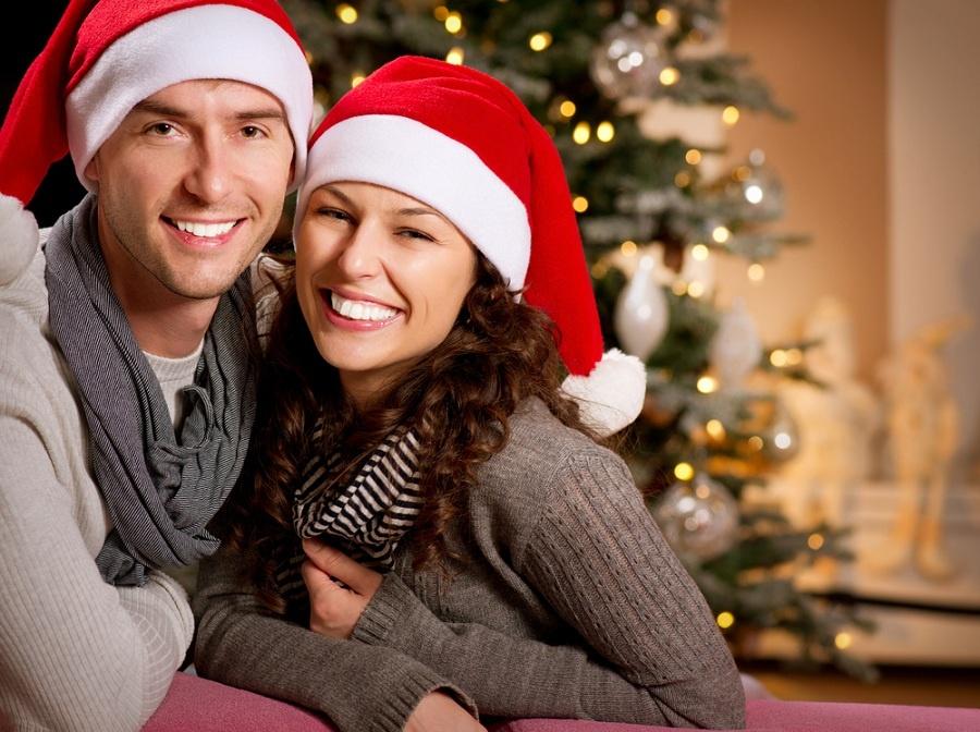 Новый год или рождество отдых