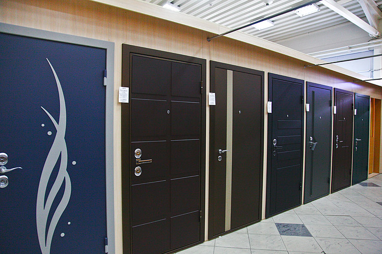 выставки входных дверей