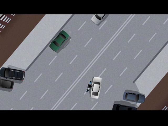 ДТП на перекрестке улиц