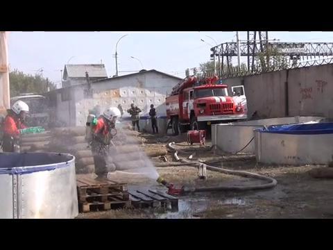 Спасатели Новосибирска завершили утилизацию 650 аварийных баллонов с хлором и аммиаком, закопанных в 1967 году на...