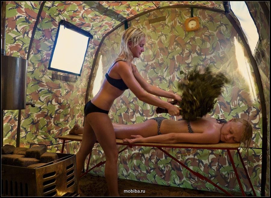 Женщины в российских банях фото 647-608