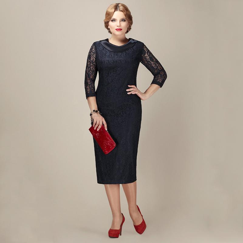 Платья с отделкой из гипюра фото