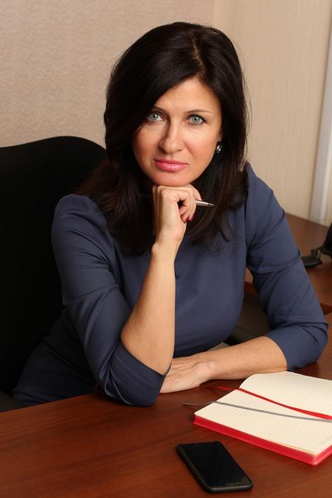 Ирина Капшанинова, генеральный директор ИК «Первая высота»