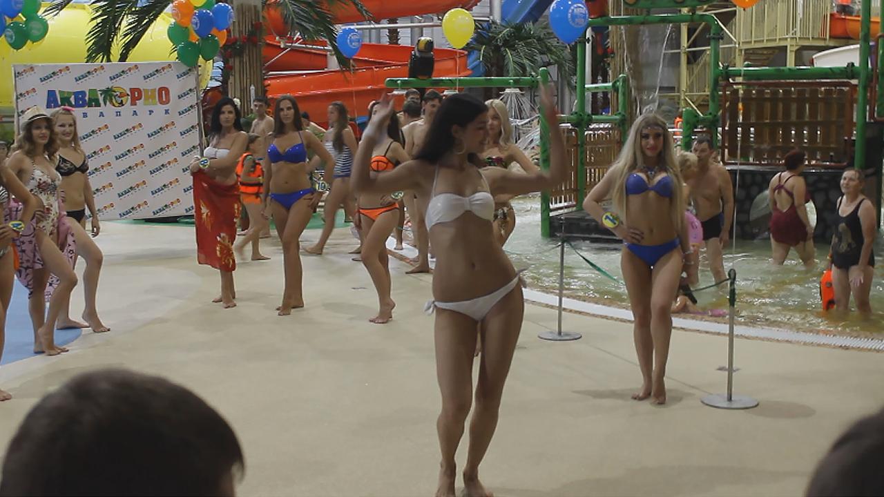 Конкурс купальников на дом 2