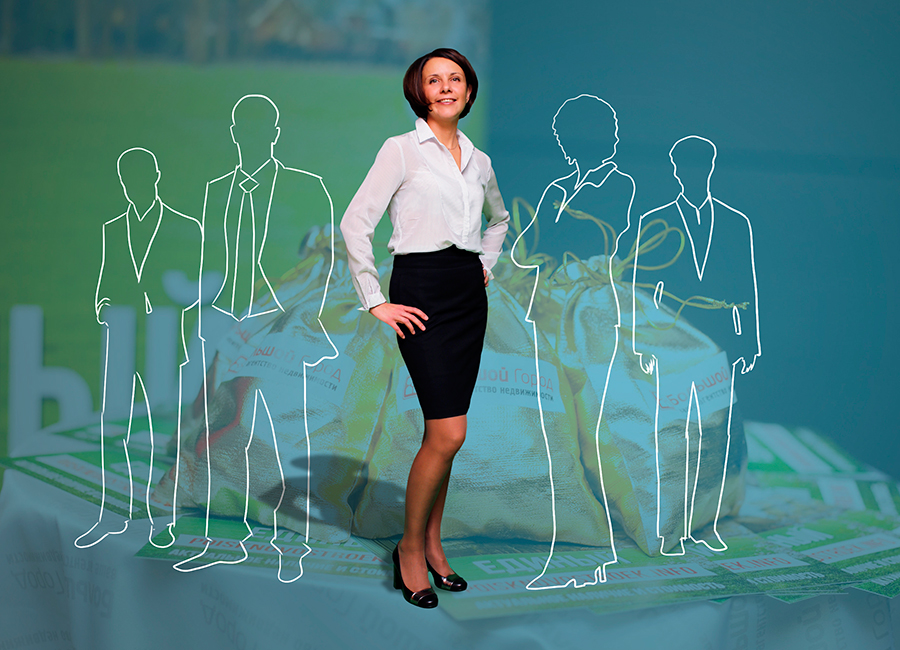 Настоящее риелторское агентство — это не «директор и много риелторов». Это сплочённая команда профессионалов: риелторы, юристы, эксперты, бизнес-тренеры, IT-специалисты, маркетологи, фотографы и многие другие. Качественный сервис для клиента невозможен без слаженной работы каждого из этих элементов. АН «Большой Город» — это команда, которая ведёт своих сотрудников и клиентов к успеху!