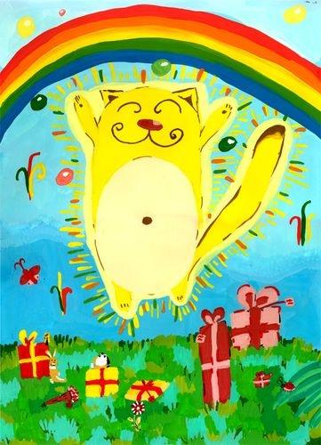 Детские рисунки мое настроение