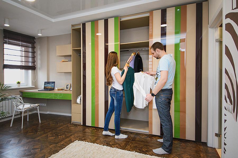 Биметаллические итальянские конвекторы входят в базовую комплектацию, такие стоят в каждой квартире. Кстати, отопление пришлось приглушить — очень тепло в квартире.
