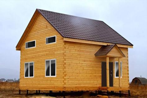 Весна! Пора строить деревянный дом