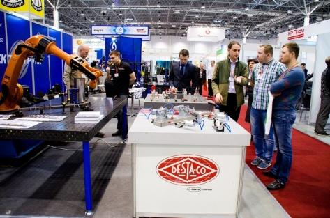 Выставка Mashex Siberia-2016: металлообрабатывающее и сварочное оборудование для рынка Сибири