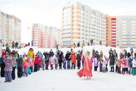 Новосибирские застройщики укрепляют традиции добрососедства