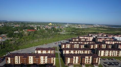 Однокомнатная квартира за 1,49 млн рублей — дом сдан