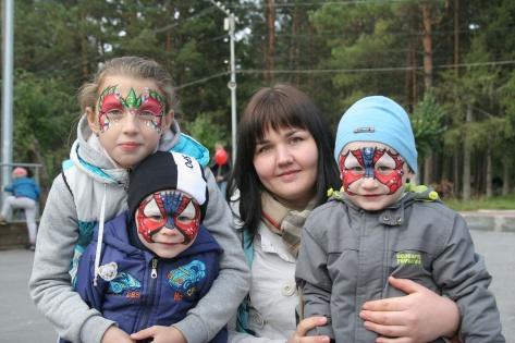 7 мая в Заельцовском будут жарить!