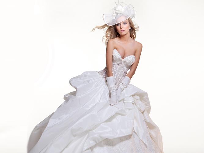 Свадебное платье Angel от Оксана Муха.