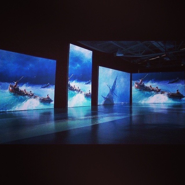 Айвазовский выставка айвазовского - 2
