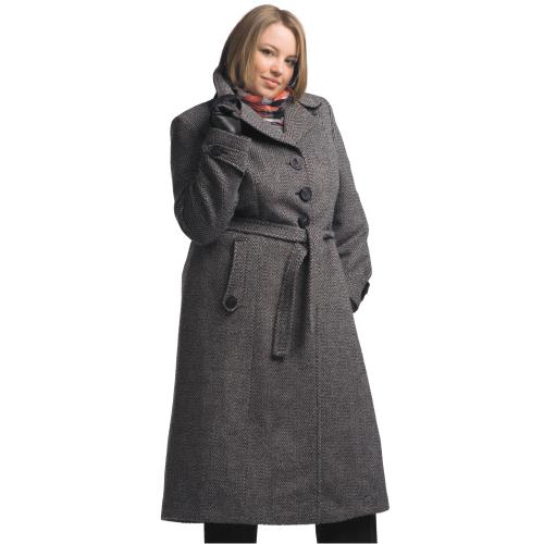 в сезоне: Пальто для полных женщин в.