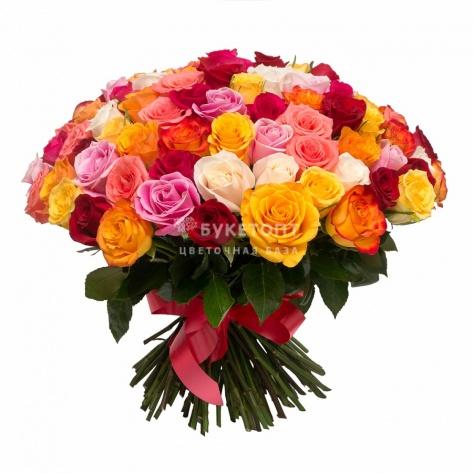 «БукетОпт» заморозил цены на цветы к 8 Марта!
