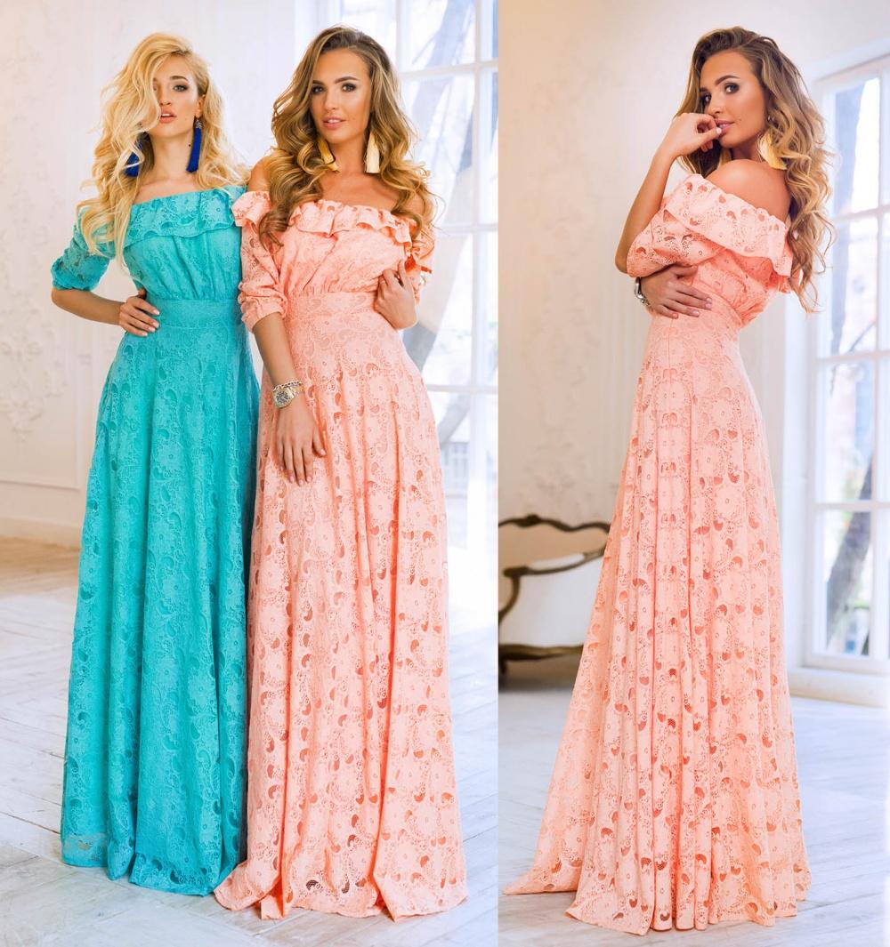 Пастельные тона платья купить