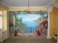 1. Роспись стен - это чудесный способ сделать помещение неповторимым и...