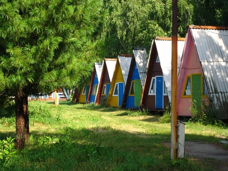О лагере