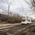 Трамвай останется на новой автодороге по ул. Зыряновской<br><br>