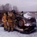 Водитель и пассажирыToyota погибли на месте