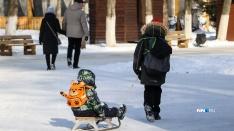 «Пусть ребенок не только учит, но и гуляет!»: советы педиатра нижегородцам в сезон гриппа и ОРВИ