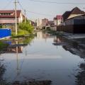Откачать воду с Порт-Артурских переулков не удалось