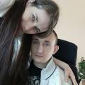 О Максиме заботится любимая девушка, с которой он познакомился после несчастного случая