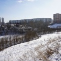 Вдоль реки должна пройти новая улица, но местные жители считают, что она городу нужна меньше, чем парк